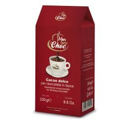 MONFORTECHOC kakao šokolādes pulveris ar cukuru 250g