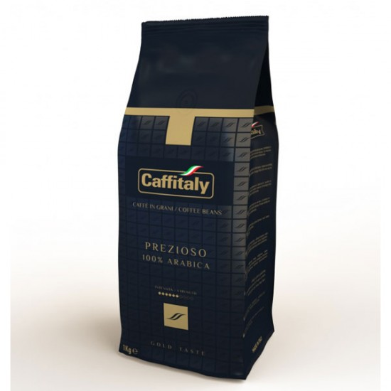 Kafijas pupiņas Caffitaly PREZIOSO 1 kg