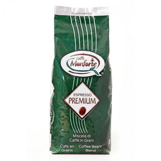 Kafijas pupiņas Monforte PREMIUM Espresso 1kg