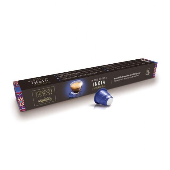 Caffitaly INDIA Nespresso® kafijas kapsulas 10 gab.