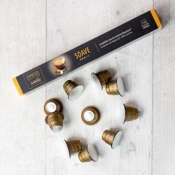 Caffitaly SOAVE, saderīgas ar Nespresso® aparātiem, 10 gab.