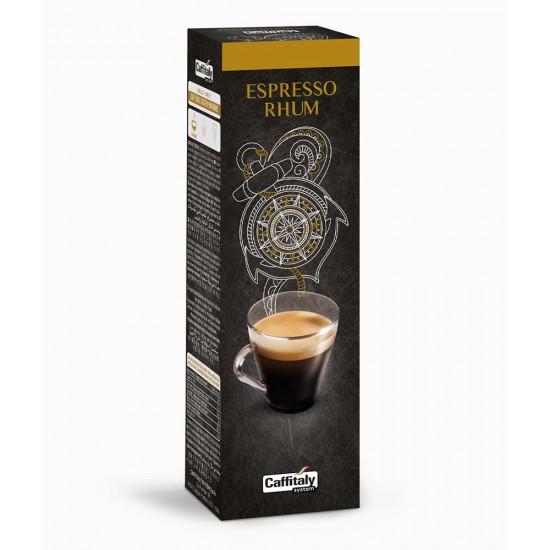 Kafijas kapsulas  Caffitaly ESPRESSO RHUM