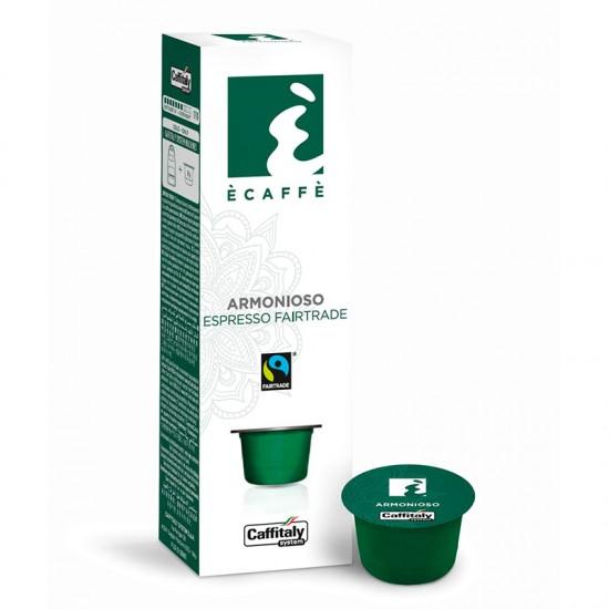 Kafijas kapsulas Caffitaly ARMONIOSO
