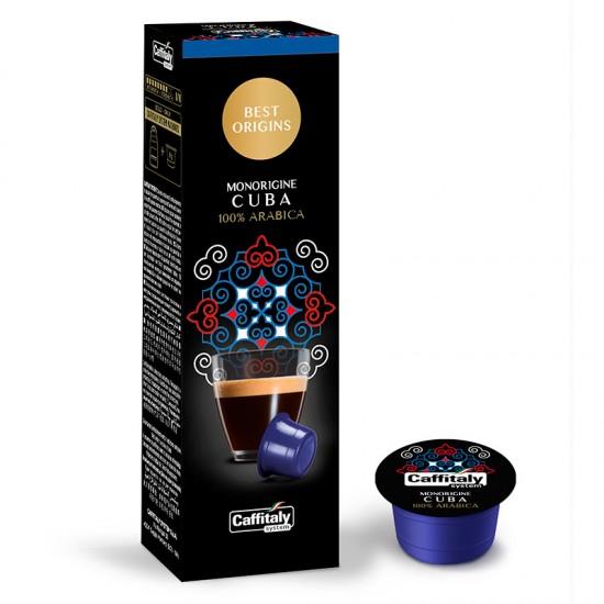 Kafijas kapsulas Caffitaly Monorigine CUBA Special Edition