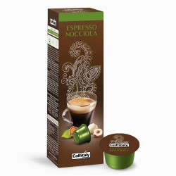 Kafijas kapsulas Caffitaly system Espresso Nocciola