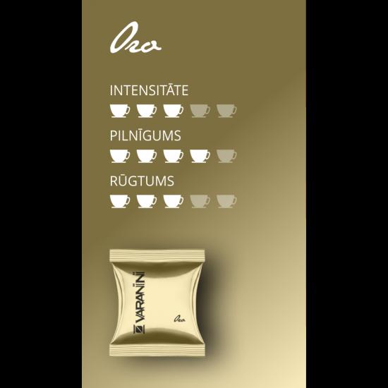 Nespresso® saderīgas kapsulas ORO 10 gab.