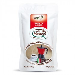 Maltā kafija MONFORTE ar vaniļas garšu 200g