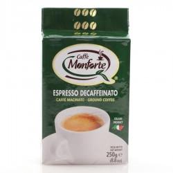 Maltā kafija bez kofeīna MONFORTE ESPRESSO 250g