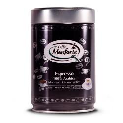 Maltā kafija MONFORTE ESPRESSO 100% ARABICA 250g