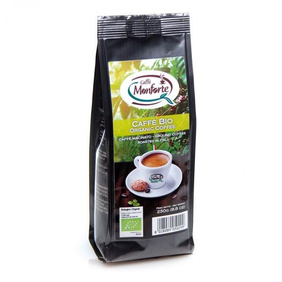 Maltā kafija BIO Monforte Organic 250g