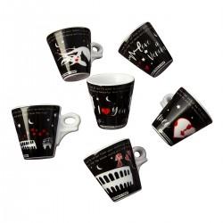 Kafijas dāvana LOVE IN VERONA