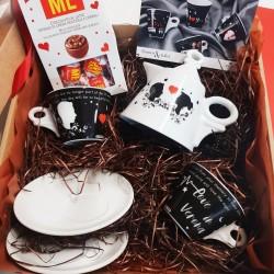 Tējas dāvanu komplekts LOVE IN VERONA