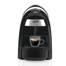 Caffitaly System Diadema S16 Black Kafijas kapsulu automāts