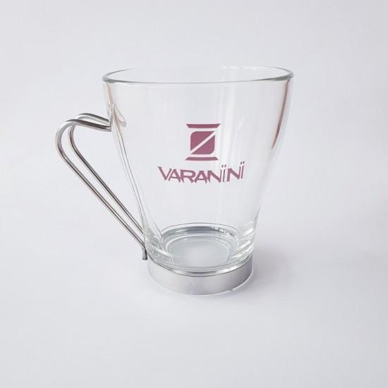Stikla LATTE krūze VARANINI
