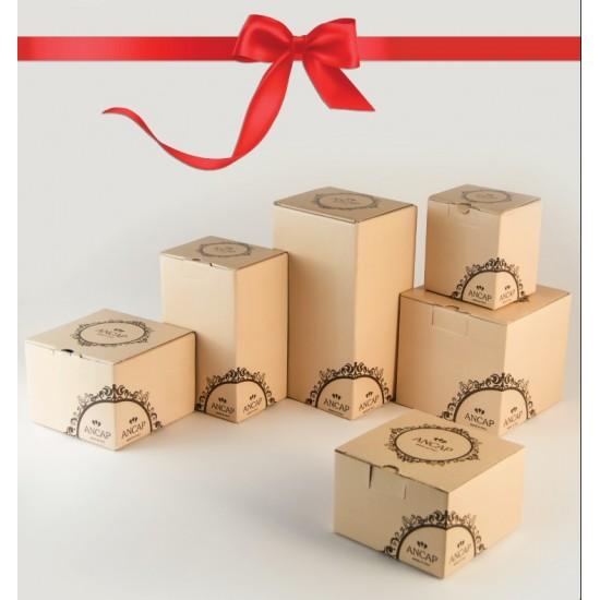 Kapučīno krūzīte + apakštasīte Ritmo Espresso 180ml ANCAP Dāvanu kaste