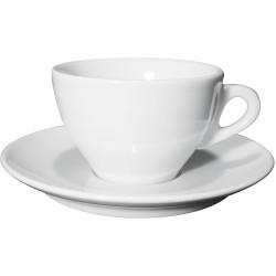 Kafijas krūze ar apakštasīti Caffelatte TORINO 320ml ANCAP